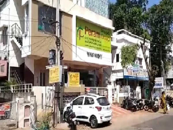 IT raids on Peram groups properator in Visakhapatnam