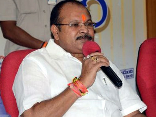 Chandra Babu is creator of operation Garuda:Kanna Lakshmi Narayana