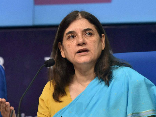 Union minister Maneka Gandhi proposes 4 member panel to look into MeToo cases