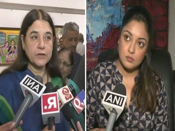 Maneka Gandhi supports Tanushree Dutta, says it does not matter when the victim comes out