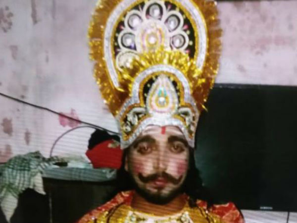 పంజాబ్ రైలు దుర్ఘటన: రావణుడి పాత్ర వేసిన వ్యక్తి  ఇతరులను కాపాడి తను చనిపోయాడు