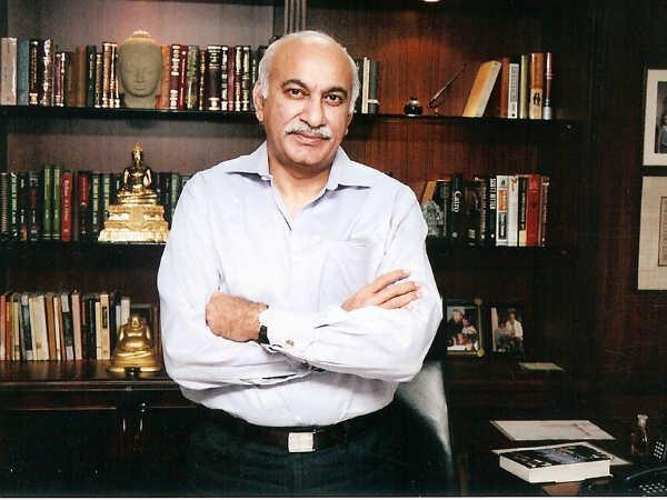 MJ Akbar resigns from his post over sexual harassment allegations