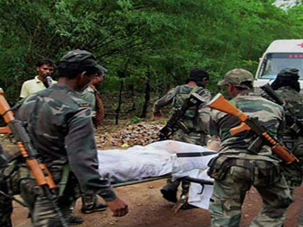 Lady Maoist killed in fresh gunfire along Andhra-Odisha border