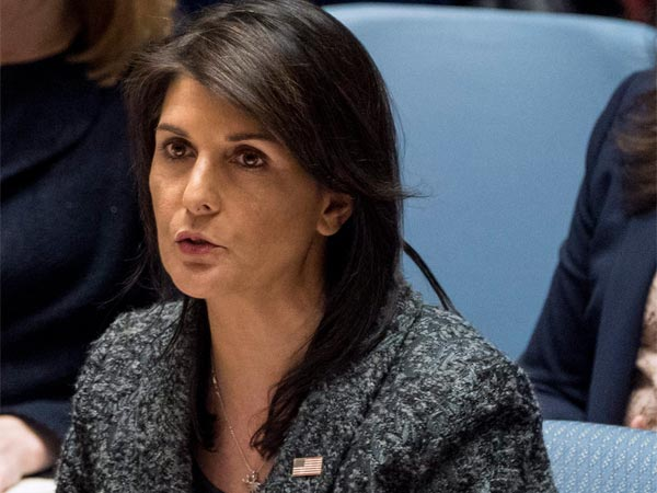 Nikki Haley resigns as US Ambassador to the UN