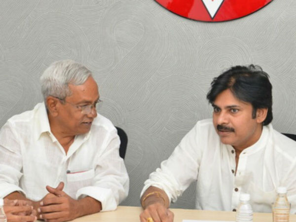 Janasena with cpm, cpi, says Madhu