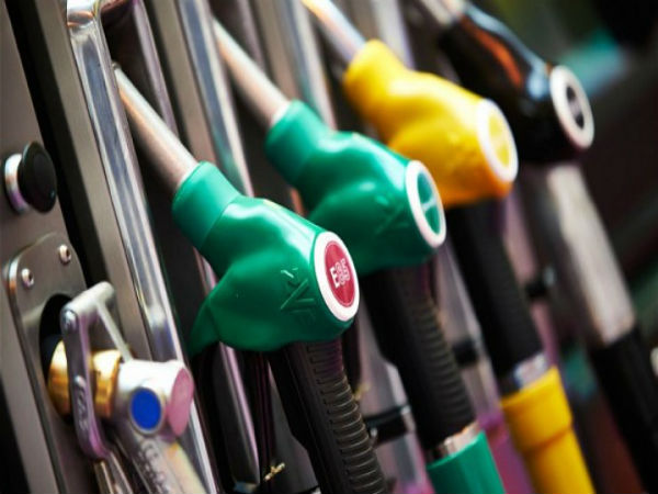 Petrol, diesel prices declined on sixth consecutive day