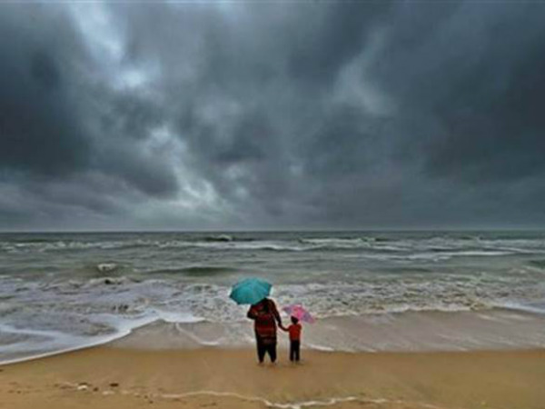 A deep depression in Arabian sea,Rainfall expected in southern states