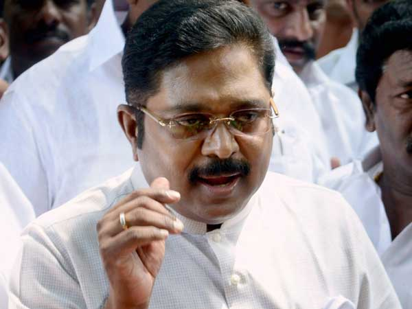 TTV Dinakaran says that there is no connection between me and Midas liquor factory.