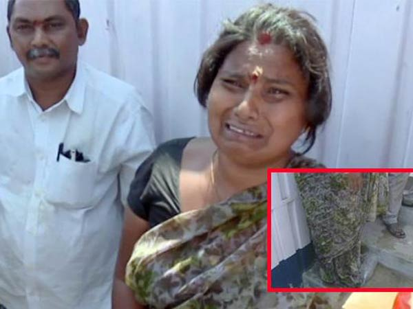 Woman Attempted To Commit Suicide At AP CM Residence