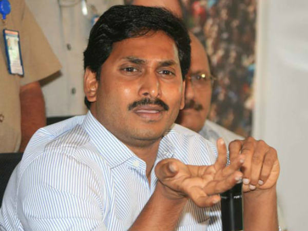 YS Jagan writes letter to Rajnath Singh, seeks central probe about Murder Attempt on him