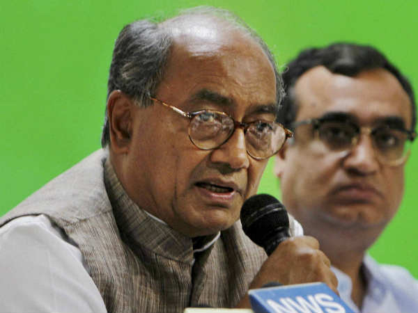 Congress will win over 132 seats in MP: Digvijay Singh