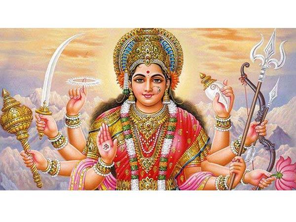 Adi Parashakti Is The Supreme Being Goddess