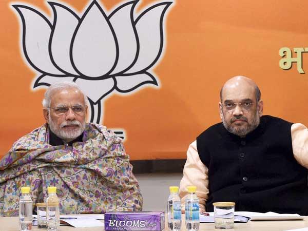 తెలంగాణ ఎన్నికలకు బీజేపీ అగ్రనేతలు.. మోడీ, అమిత్ షా టూర్ ఖరారు..!