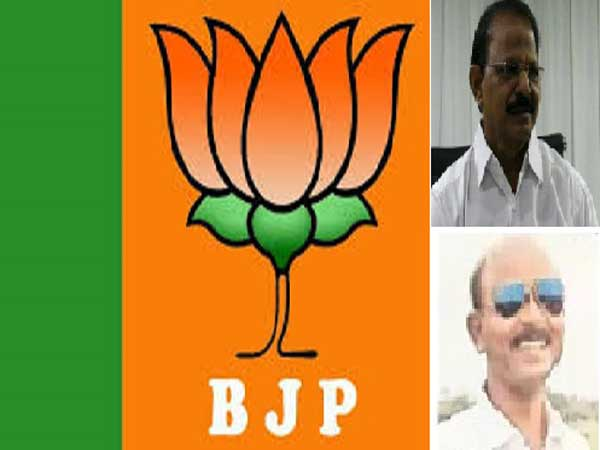 Unexpected shock to BJP in Capital district ...two key leaders said Good bye to the party