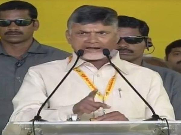 CM Chandra babu fire over Jagan, Pawan kalyan