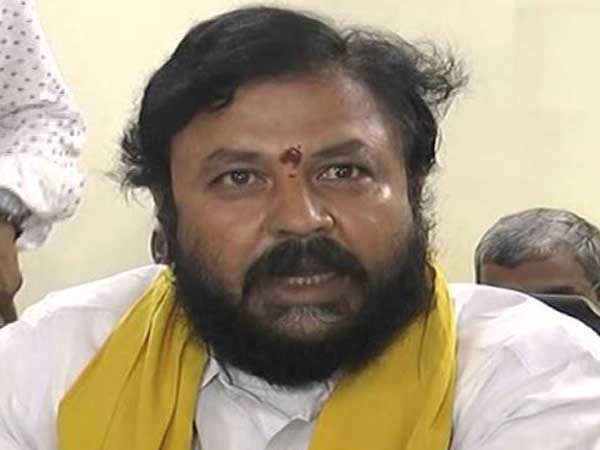 Journalists complaints Againist TDP MLA Chintamaneni Prabhakar