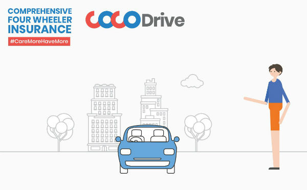 Coco Drive private car package policy dhfl general insurance a necessity for every car owner