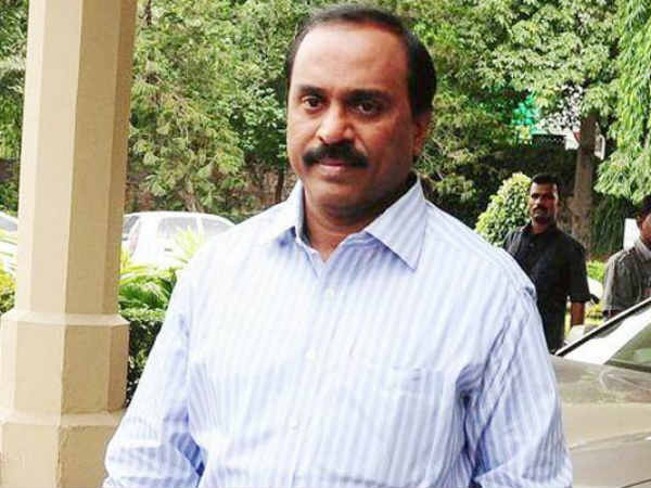 Layerd says there is no Gali Janardhan Reddy name in the FIR
