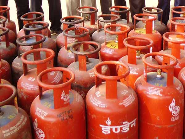 Hike in LPG gas Price, second time in a month