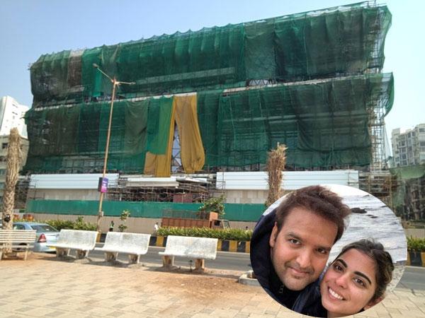 ఆనంద్తో పెళ్లి, ఈషా అంబానీకి కానుకగా రూ.450 కోట్ల భవనం: ఎన్నో వసతులు