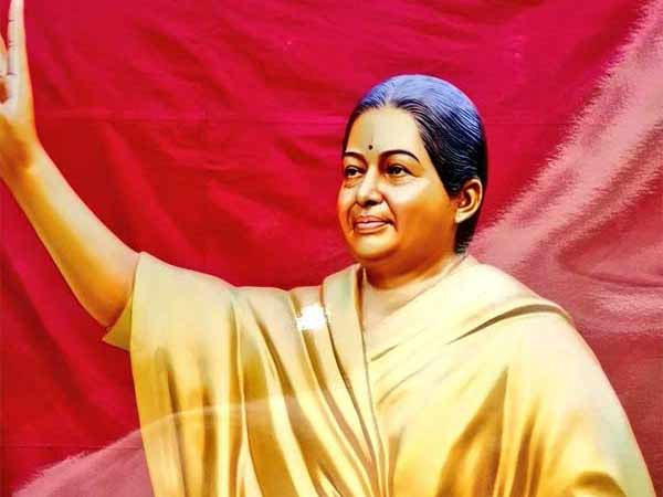 New Statue for Jayalalithaa will be opened in Chennai