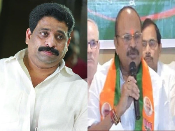The War of words between the BJP-TDP leaders over Agri-Gold Properties issue