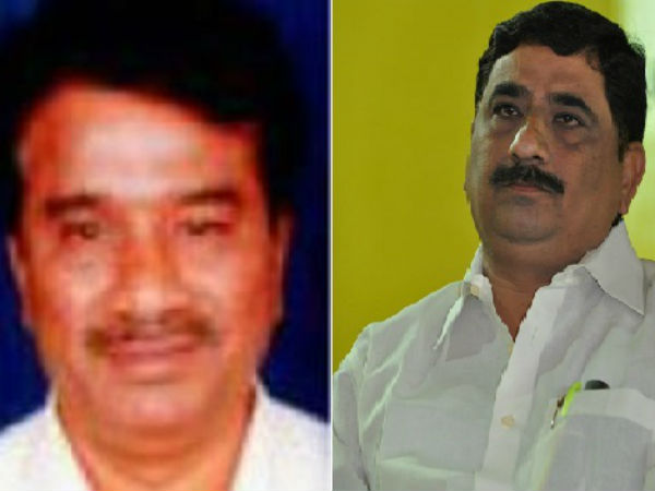 Im also in the MLA ticket race for that constituency:TDP ex-MLC sensational announcement