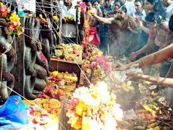 Nagula Chavithi Is Celebrated On The 4 Day After Deepavali Amayasya Amid Kartha Month