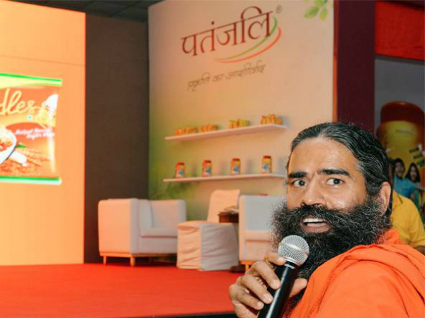 Pain in Patanjali chain: Sales drop first time in five years