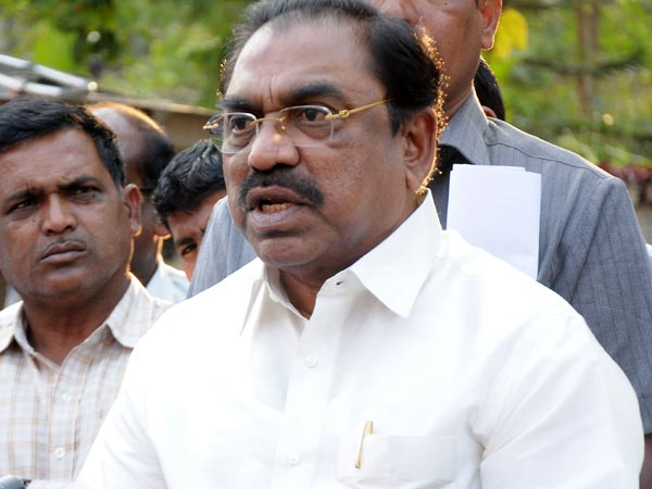 Forme minister Ramachandraiah to join YCP on 13th November