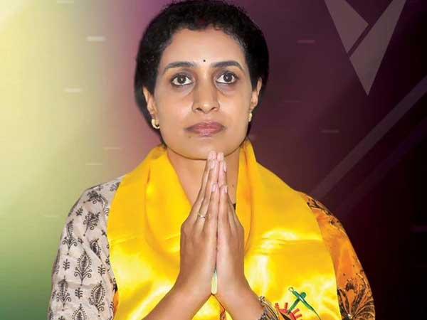 <strong>'నందమూరి సుహాసినికి భారీ మెజార్టీ అని ఇంటెలిజెన్స్ రిపోర్ట్, అసత్యపు ప్రచారం'</strong>