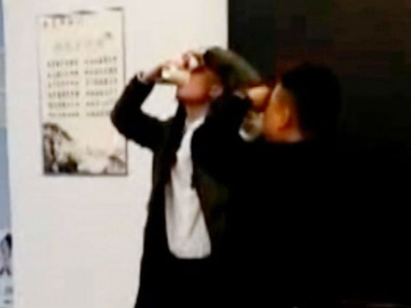China Company Forces Its Staff Drink Urine If Sales Target Not Reached