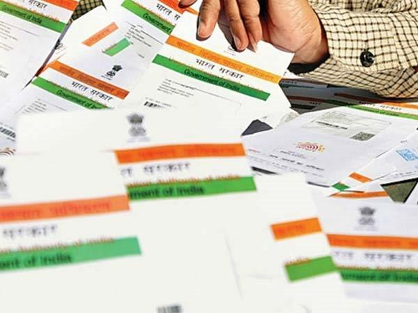 Aadhaar no longer mandatory for banking,phones, Centre clears changes to law