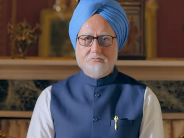 BJP Shares Trailer of The Accidental Prime Minister on Twitter, Netizens Ask Why
