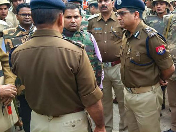Bulandshahr violence: Top cop report says mob wanted clash with muslims