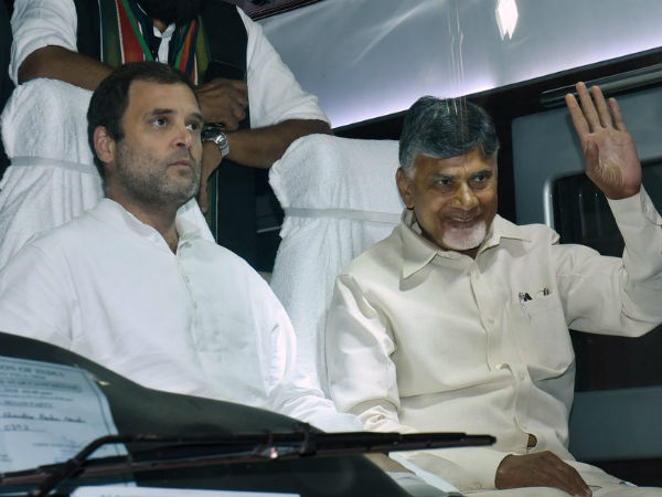 Main reason for Chandrababu meet Rahul : Raghuveera key Comments