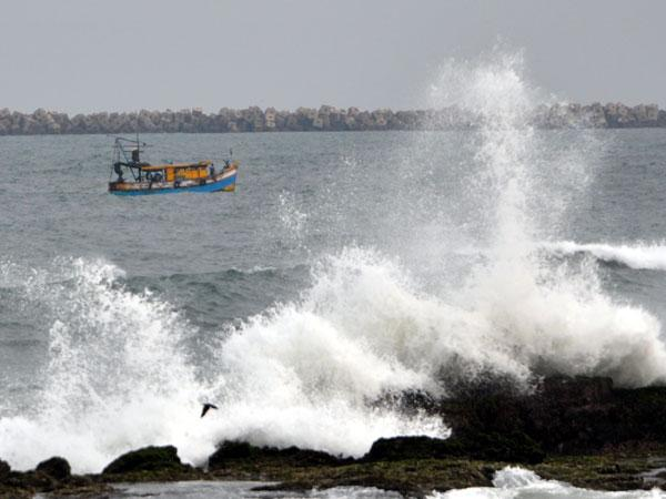 Coastal Andhra braces for looming cyclonic threat