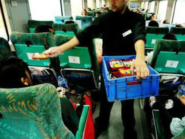 consumer goods available in trains soon