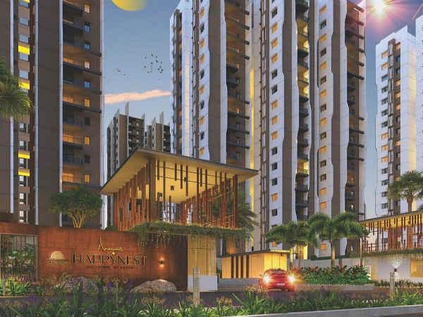 హ్యాపీనెస్ట్కు అనూహ్య స్పందన : అరగంటలోనే 700 ఫ్లాట్లు బుకింగ్