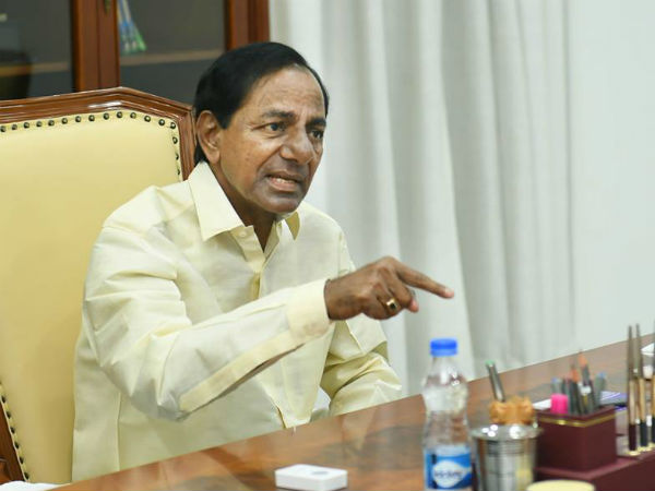 trs chief kcr wants to build party office in delhi