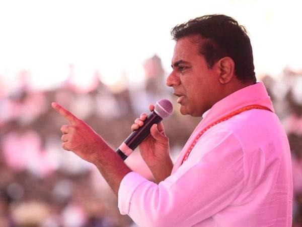 తెలంగాణ ఎన్నికల ఫలితాలు: అధిక్యంలో కేటీఆర్, కరీంనగర్లో టీఆర్ఎస్ హవా