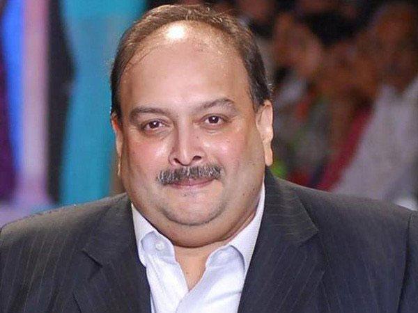 పంజాబ్ నేషనల్ బ్యాంకు స్కామ్: మెహుల్ చోక్సీపై రెడ్కార్నర్ నోటీసులు జారీ చేసిన ఇంటర్పోల్