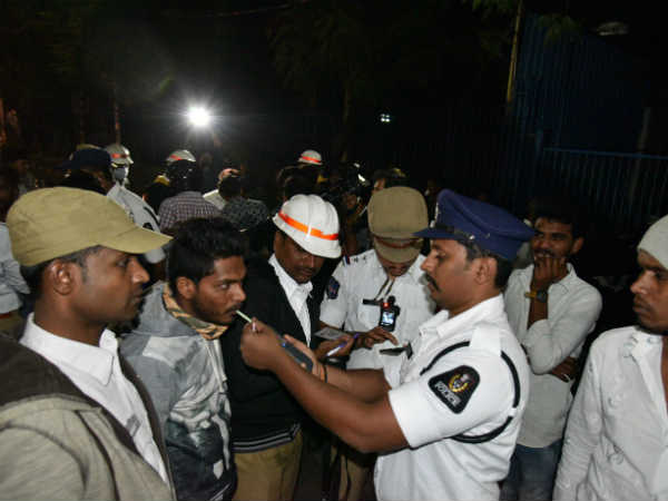 Youth be careful on December 31st, warns Hyderabad cops