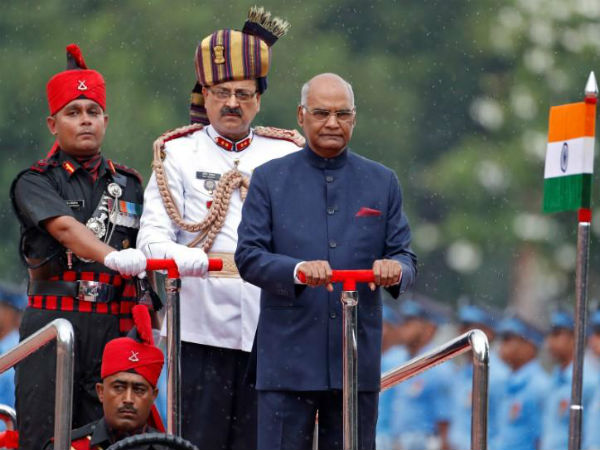 Did you know why Indian President's Bodyguard has personnel from only three castes?