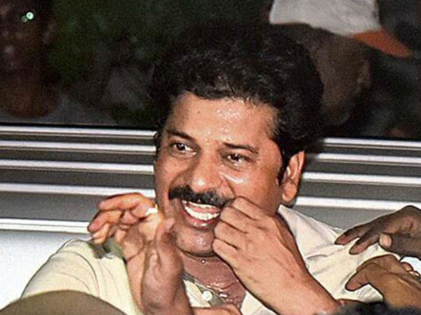 election commission CEO discontent on revanth reddy episode