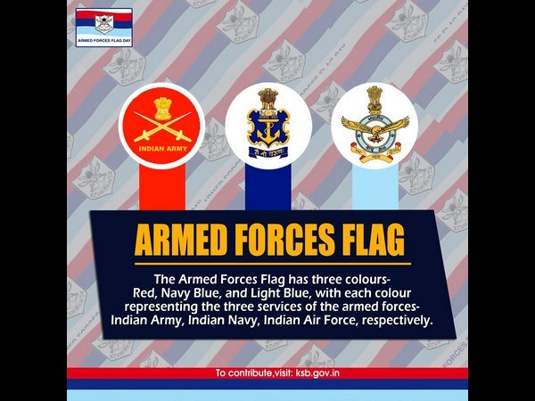 Armed Forces Flag Day celebrated throughout the country to honour the martyrs