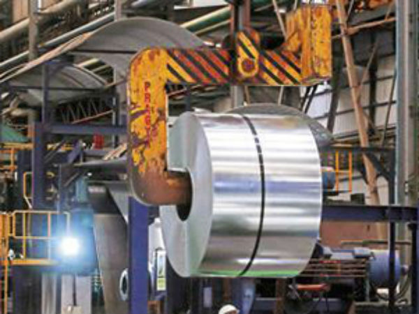 Foundation for Rayalaseema steel factory : rs 18000 cr investment..