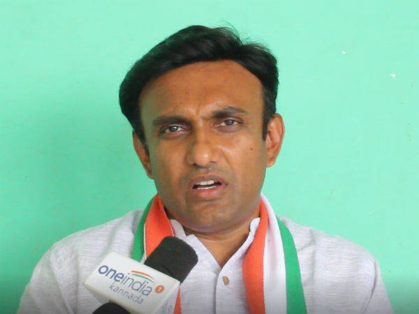Chikballapur MLA Dr Sudhakar has clarified that will not quit congress party