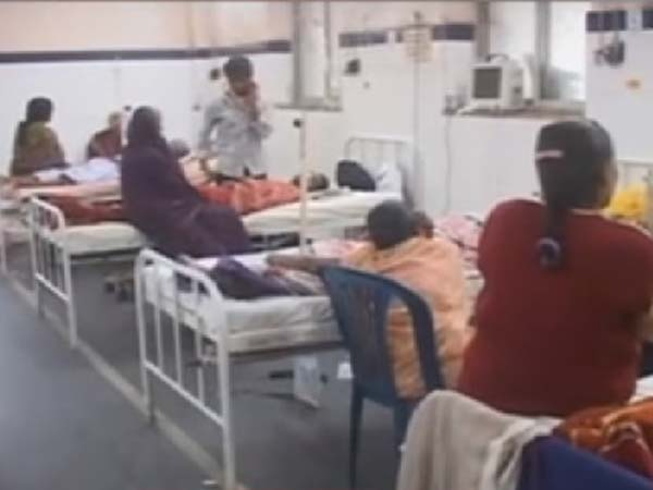 Two People Died With Swine Flu In Krishna District?
