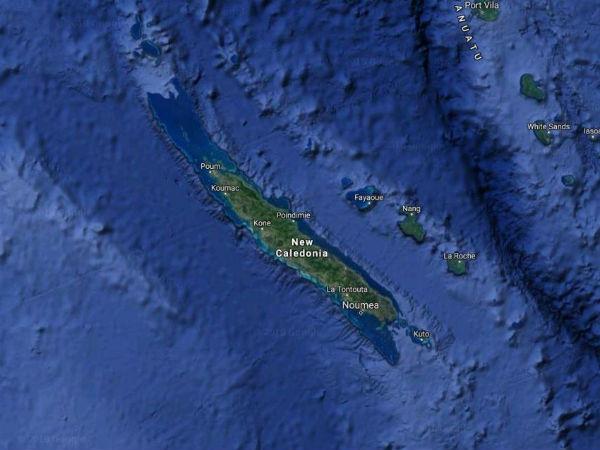 New Caledonia Earthquake Tsunami Warning As Strong 7 6 Quake Strikes Off French Territory